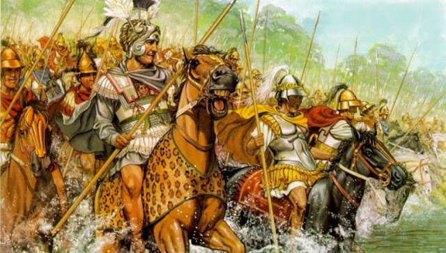 सिकन्दर biography- Alexander_the_Great_after-india-invasion