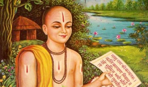 biography of tulsidas g in hindi